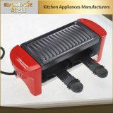 電気Racletteのグリルのホーム電気Racletteのグリル2の小型鍋