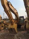 Excavador usado de la correa eslabonada del gato (E200B, E70B)