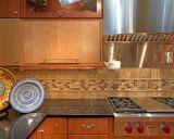 De Noordamerikaanse Moderne Eenheid van de Keuken van de Flat