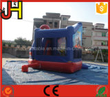 Het Opblaasbare Kasteel van uitstekende kwaliteit van Bouncy van het Thema Spiderman voor Verkoop