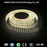 Bande SMD3528 360LEDs/M Cn/Nw/Ww 24V de DEL pour l'éclairage de DEL
