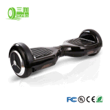 Het Slimme voerde In evenwicht brengen van twee Wiel de Elektrische Autoped van Koowheel Hoverboard van het Skateboard op