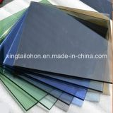 Bloque de cristal de la puerta de cristal del material de construcción