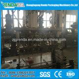 Gerade Kopf-kochendes Öl-Füllmaschine der Zwischenlage-6