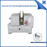 自動円形の缶のフランジを付けたようになるネッキング機械