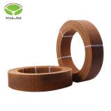 Industria saccarifera della fascia di freno tessuta pura della resina del filo di cotone