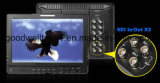 IPS-Panel 10.1 Zoll-videomonitor für Berufssendung