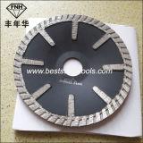 Cb-19 Scherpe Blad van de Zaag van de diamant het Convexe Gebogen Concave voor Countersink