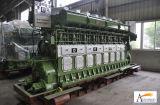 3676kw abaixam o motor Diesel marinho de consumo de combustível