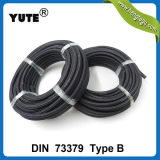 DIN 73379 2b durite de carburant tressée externe de polyester de 1/8 pouce