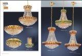 Lampe en cristal de lustre (D-53061/9+3)
