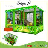 Dschungel-Thema-Handelsvergnügungspark-Innenkind-Spielplatz für Verkauf