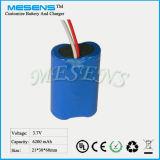 3.7V 6200mAh Rechargable Lithium-Ionenbatterie (18650)