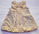 FlKnitwear女の子の服(HK-204)のowerの形の樹脂