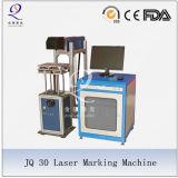 Macchina della marcatura del laser dei dadi incisa laser