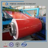 PPGI Pre-Painted гальванизированная катушка металла PPGI стальная