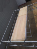 Планка алюминия/переклейки с Trapdoor и трап для лесов