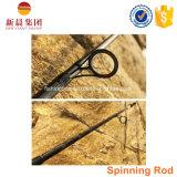 Filatura Rod di pesca di mosca della fibra del carbonio