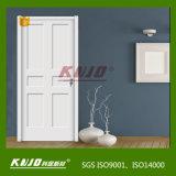 Porte intérieure respectueuse de l'environnement de WPC pour la chambre à coucher de salle de bains (YM-006)