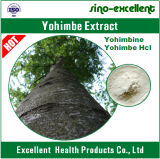 Естественный порошок выдержки хлоргидрата Yohimbine