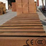 Garniture de refroidissement par évaporation avec le papier ondulé de fibre (5090)