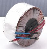 Transformadores toroidais aprovados pela segurança em toda a gama de voltagens