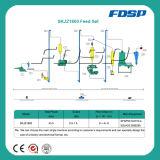 Machine van de van certificatie Ce Installatie van het Voer van het Vee van FO van de Molen de Modulaire van het Voer