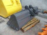 掘削機の浚渫船のバケツの泥バケツの掘削機の部品