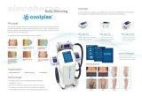 Ce approuvé Cryolipolysis équipement de beauté sans gommage non-chirurgical en vente