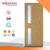 ガラス内部部屋によって使用されるよいデザインの純木のドア