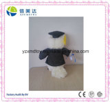 New Design Doctor Owl Plush Toy for Student