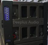 """K1 linha ao ar livre caixa audio do sistema de som do evento do Neodymium L'acoustic 2X15 """" do altofalante da disposição PRO"""
