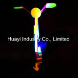 LED s'allume Spinning Firefly Toy