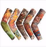 Manicotti di nylon di riciclaggio Uv-Resistenti freddi del braccio del tatuaggio di nuovo modo