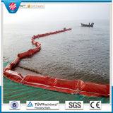 Asta di galleggiamento della rete fissa di contenimento dell'olio del PVC per impedire di entrare olio