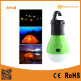 Lampada d'attaccatura esterna della lanterna di pesca della lampadina della tenda di campeggio del LED