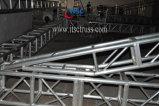 400X400mm 놀이쇠 Truss 피라미드 지붕을%s 외부 벌부 연결관
