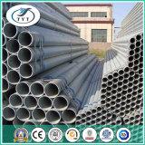 Tubulação de aço galvanizada grande estoque