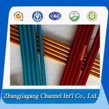 Tubo De Aluminio Anodizado De Superficie De Color Diferente