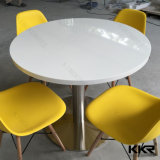 4 tables de salle de sièges Solid Surface Furniture Coffee Table