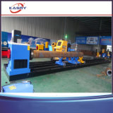 Máquina de chanfradura da estaca de aço grande da câmara de ar usada para a indústria do encanamento da água