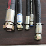 SGS Certificateとの高圧Rubber Hydraulic Hose