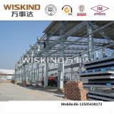 Структура пакгауза изготовления конструкции стальная