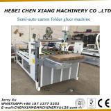 熱販売の半自動ホールダーのGluer機械