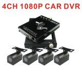 1080P 4 Channel Car DVR, 128GB SD Memory, Support GPS e WiFi P2p, Used como Bus, Taxi DVR (BD-310) Sold por Brandoo
