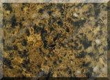 Quarzo di pietra artificiale della decorazione variopinta per la cucina