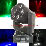 indicatore luminoso capo mobile della lavata 4in1 RGBW LED di 1PCS 30W Spot+ 6PCS 8W