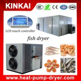 Máquina de secagem dos peixes da fábrica de tratamento dos peixes do preço de fábrica