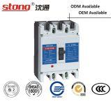 Stm1-400A 630A 800A Disyuntor de caja moldeada MCCB con Paremetros