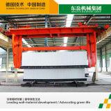 機械ラインを作るAACの軽量のブロック